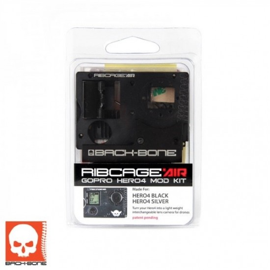 RIBCAGE AIR HERO4 MOD KIT GoPro 4 ®