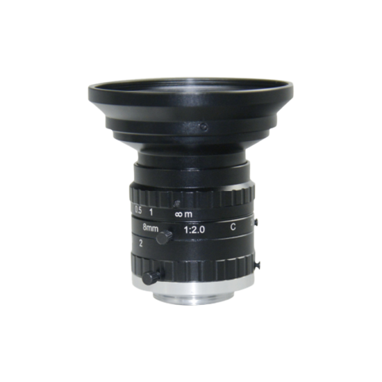 OBJ-C-080-F2.0-6MP