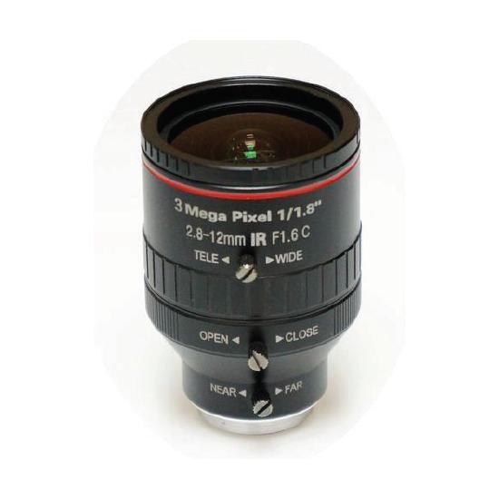 OBJ-C-0212Z-F1.6-3MP