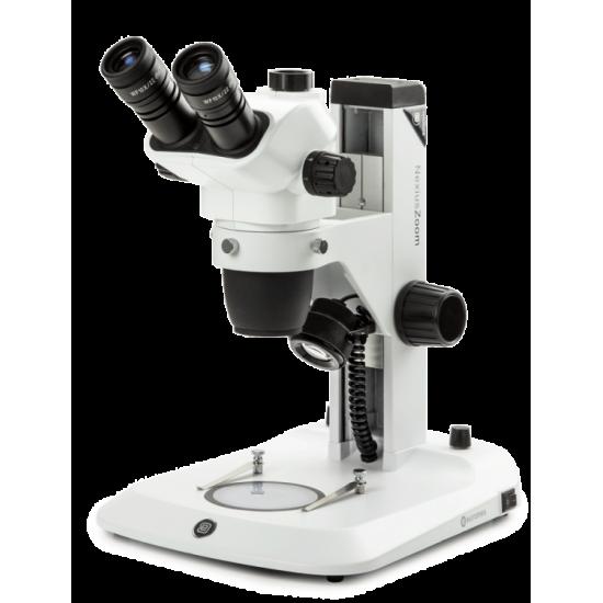 Loupe binoculaire EUROMEX NEXIUS ZOOM EVO - 6,5x à 55x