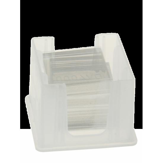 Lamelles couvre objet de microscopie 18x18mm (Boite de 100)