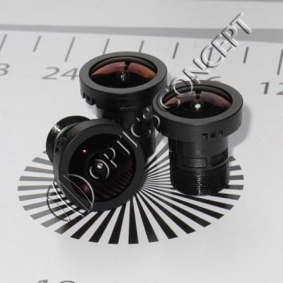 Objectif d'origine GoPro®