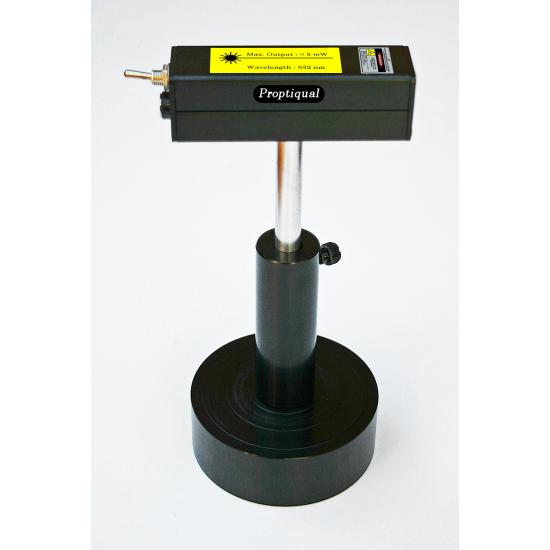 Laser vert 532 nm sur tige