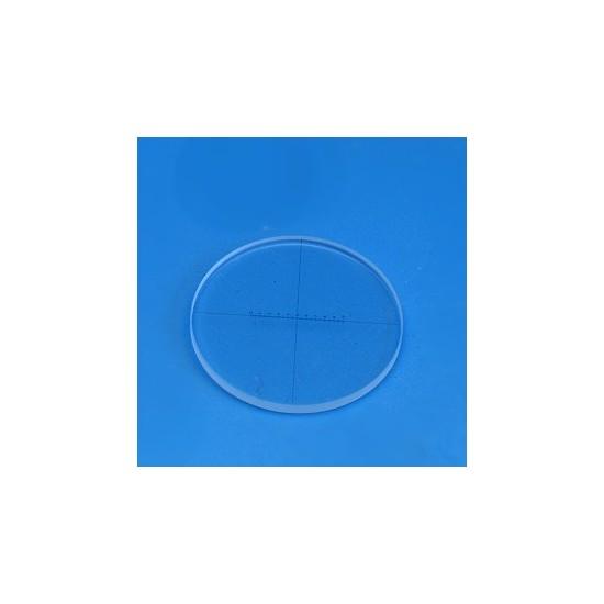Micromètre oculaire 10/100 (Diam. 23mm)