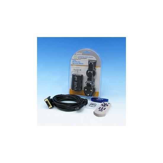 Kit d'accessoires pour caméra ZEISS Axiocam ERc5s