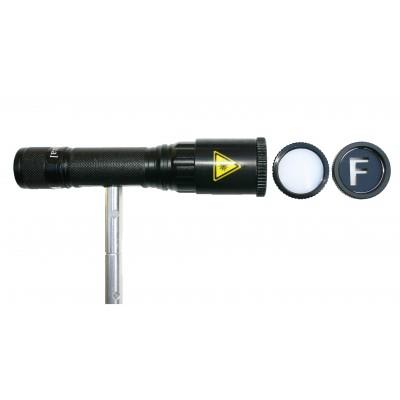 Lanterne à LED pour banc d'optique