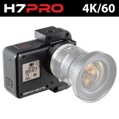 Caméra GoPro HERO7 Black modifiée RIBCAGE